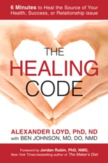 The Healing Code Book by Dr. Alex Loyd